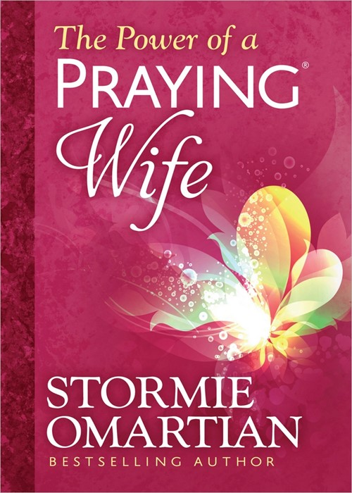 The Power Of A Praying Wife Deluxe Edition (Hard Cover)