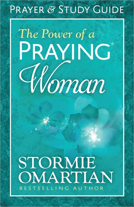 The Power Of A Praying Woman Prayer And Study Guide (Paperback)