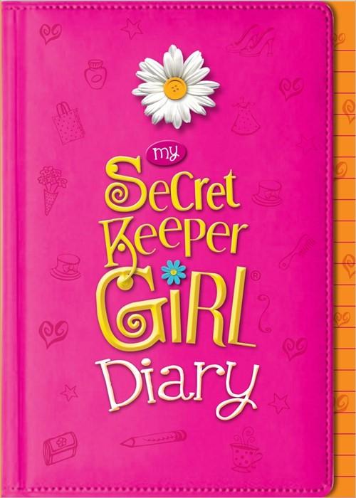 My Secret Keeper Girl Diary (Paperback)