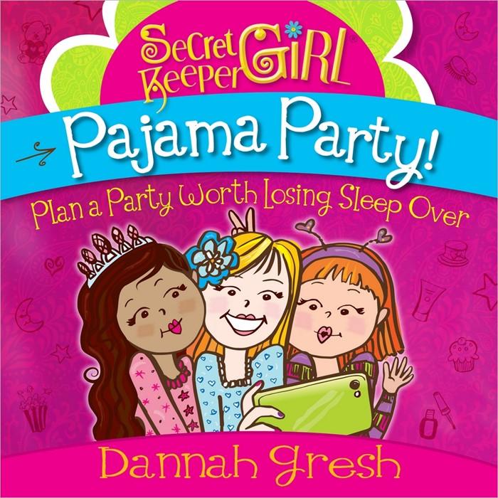 Secret Keeper Girl Pajama Party (Paperback)