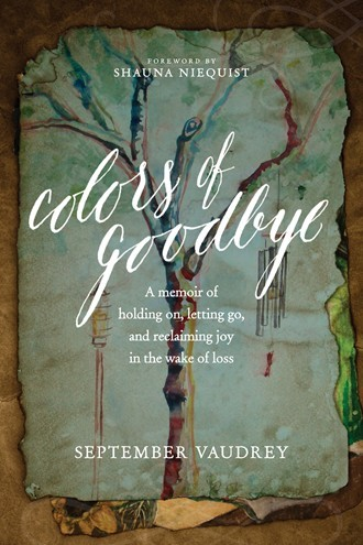 Colors Of Goodbye (Paperback)
