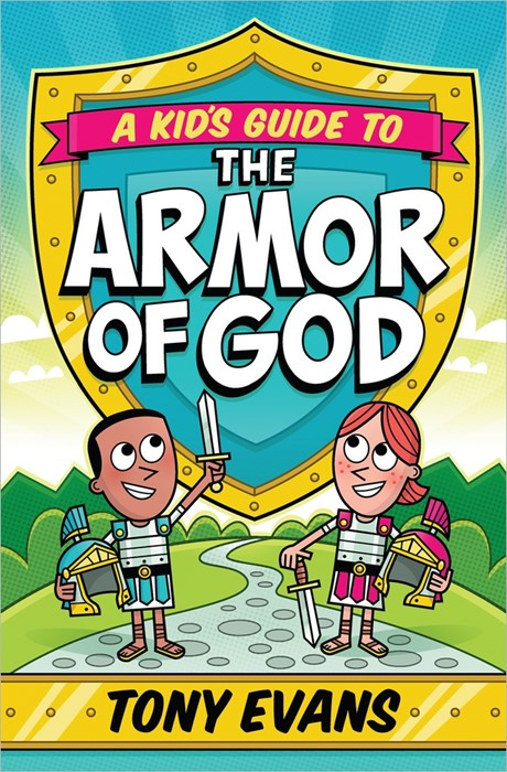Kid's Guide To The Armor Of God, A (Paperback)