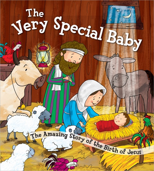 The Very Special Baby (Hard Cover)