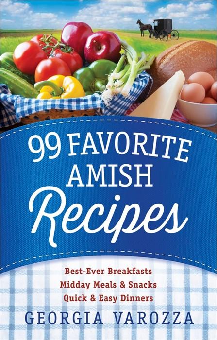 99 Favorite Amish Recipes (Spiral Bound)