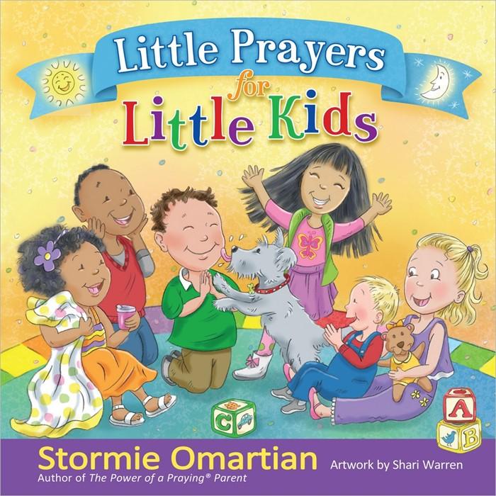 Little Prayers For Little Kids (Hard Cover)
