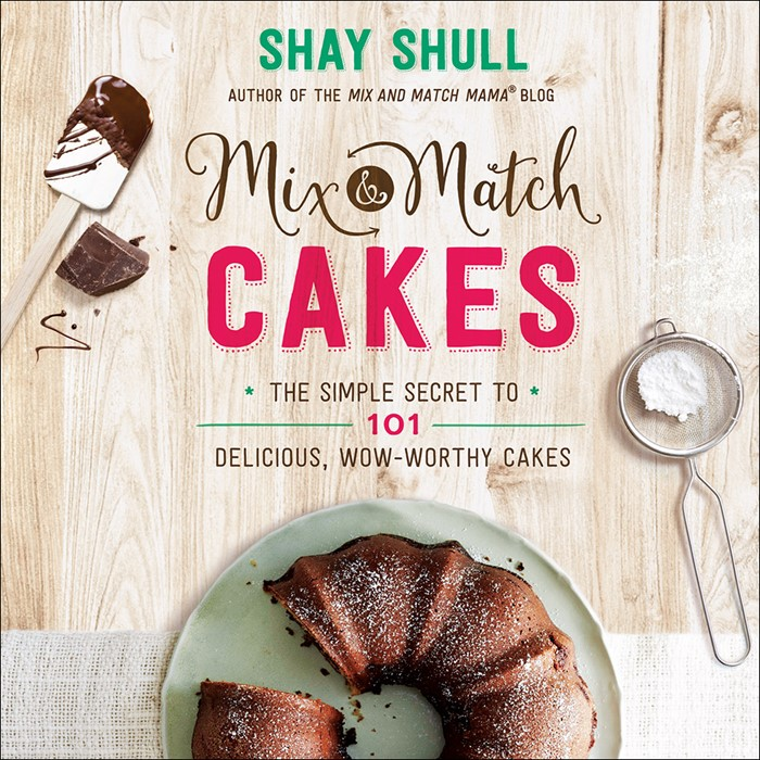 Mix-And-Match Cakes (Hard Cover)