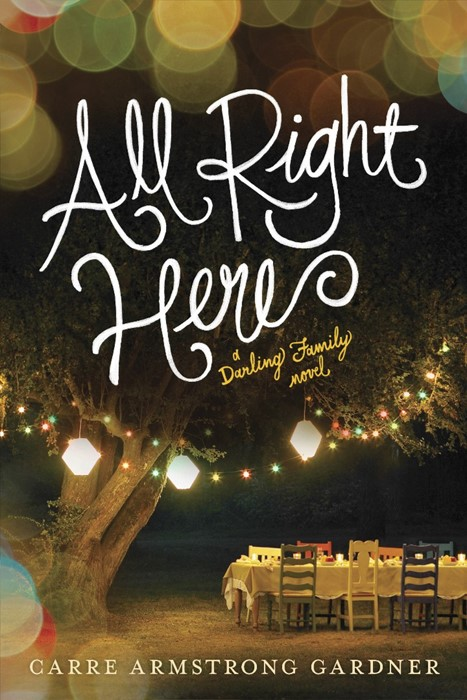 All Right Here (Paperback)