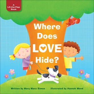 Where Does Love Hide? (Paper Back)