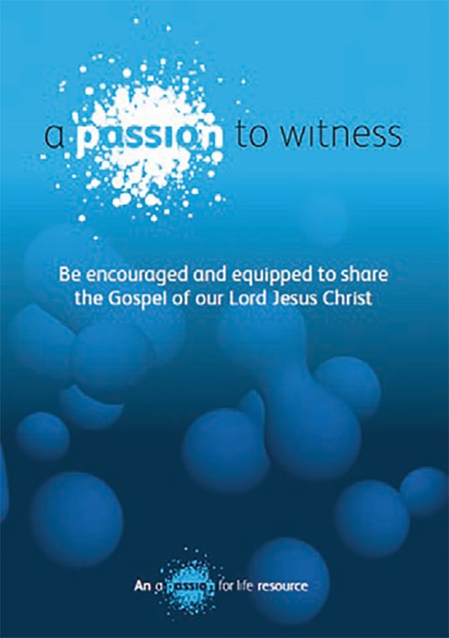 Passion To Witness, A: DVD (DVD)