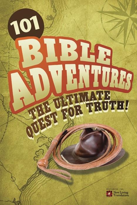 101 Bible Adventures (Paperback)