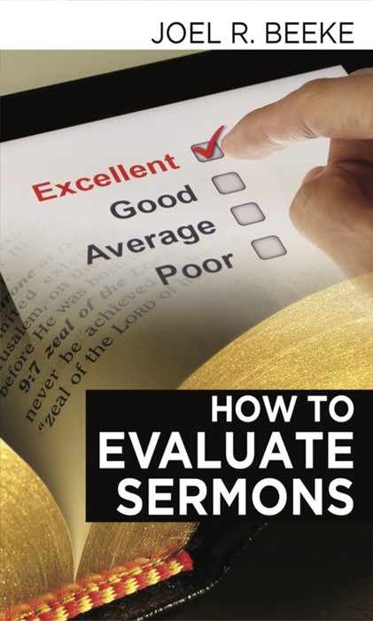How To Evaluate Sermons (Paperback)