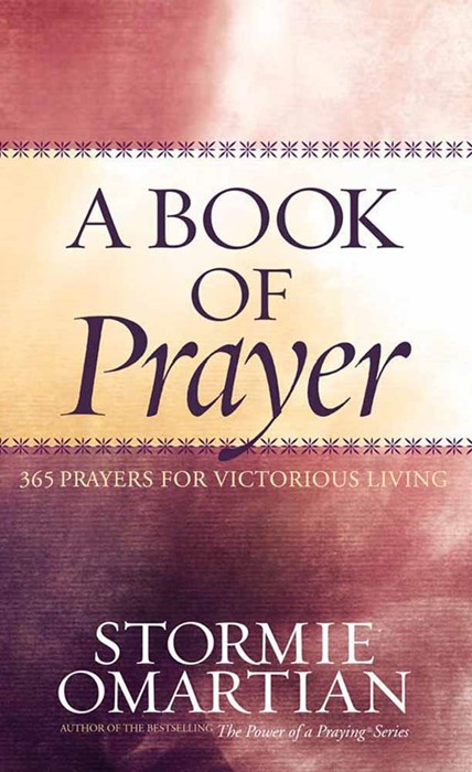 Book Of Prayer, A (Hard Cover)