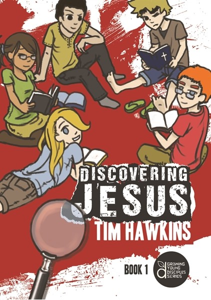 Discovering Jesus [Growing Young Disciples] (Paperback)