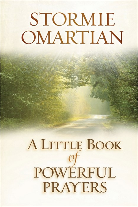 Little Book Of Powerful Prayers, A (Hard Cover)