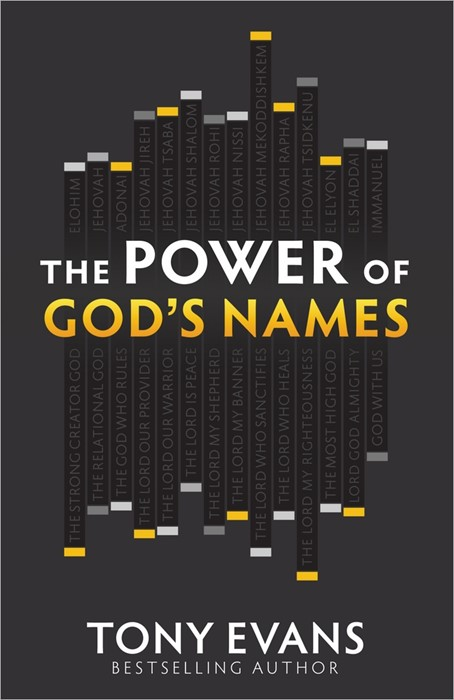 The Power Of God's Names (Paperback)