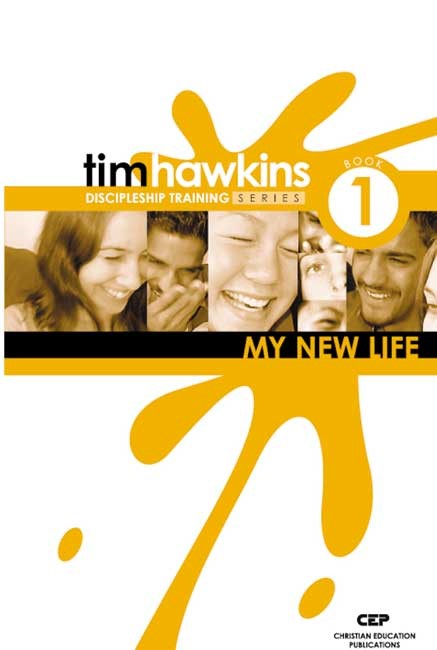 My New Life (Discipleship Training Series) (Paperback)