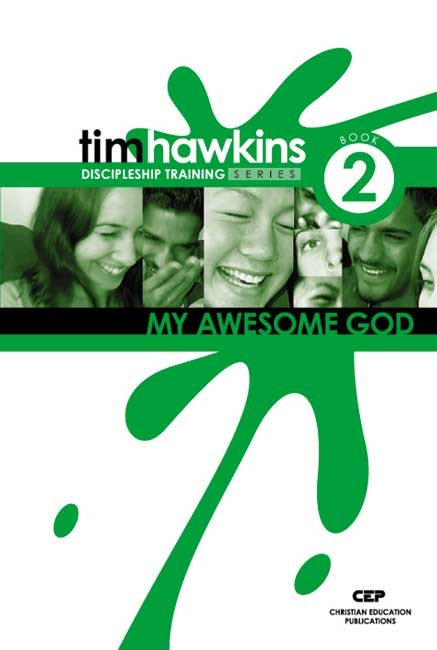 My Awesome God (Discipleship Training Series) (Paperback)