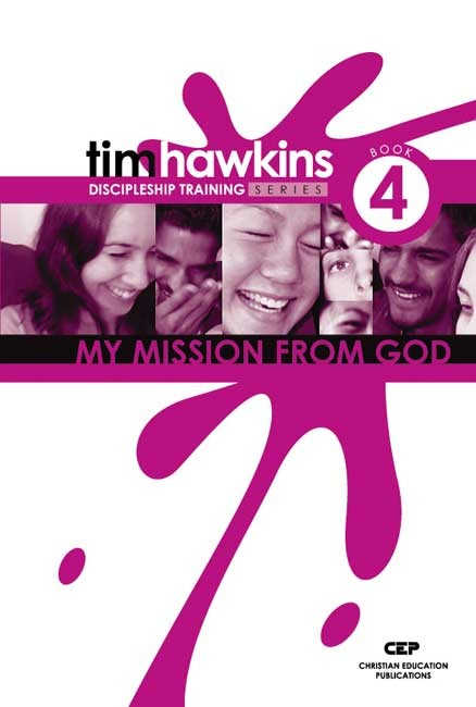 My Mission From God (Discipleship Training Series) (Paperback)