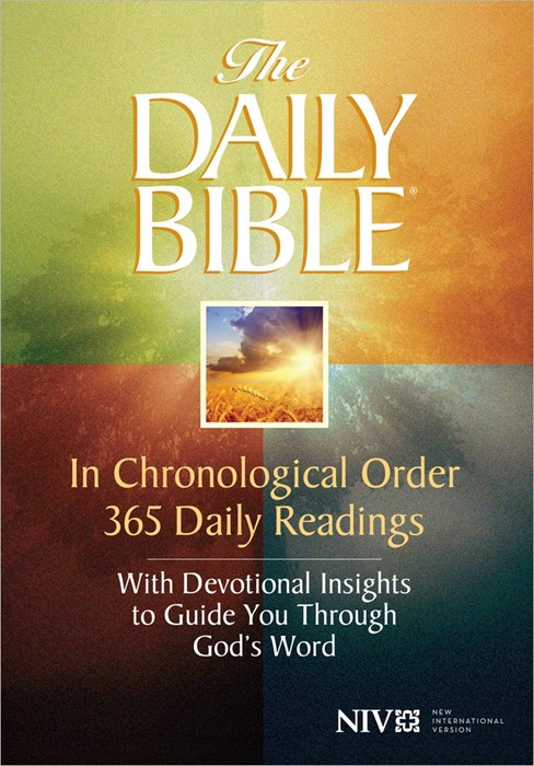 The NIV Daily Bible (Paperback)