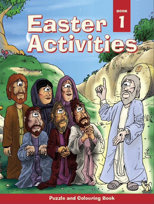 Easter Activities (Paper Back)