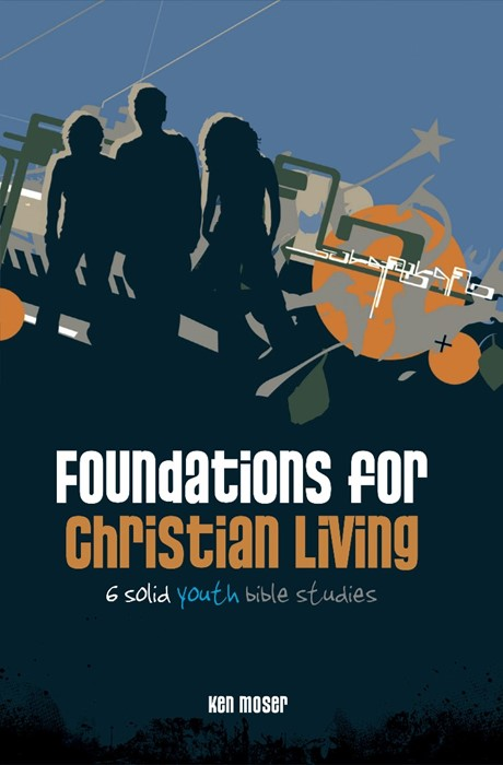 Foundations For Christian Living (Paper Back)