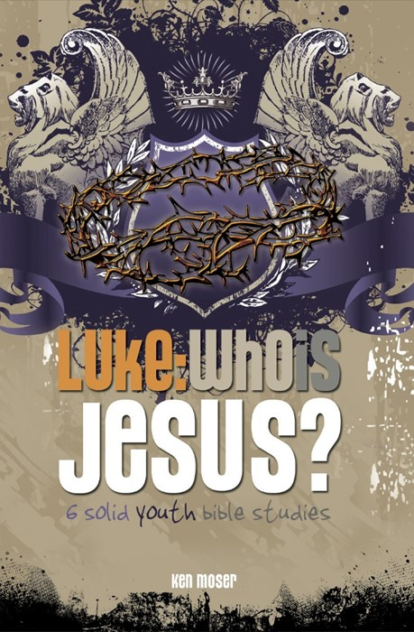 Luke: Who Is Jesus? (Paper Back)