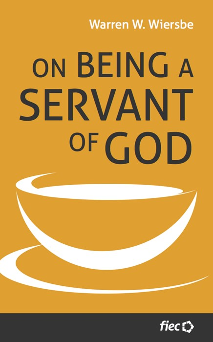 On Being A Servant Of God (Paper Back)
