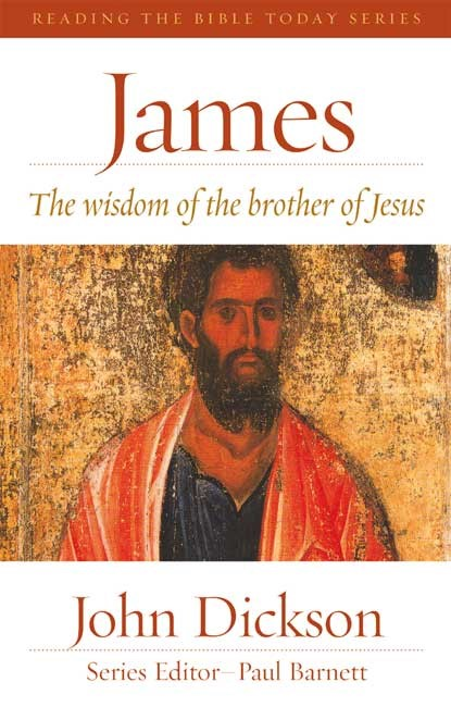 James (Reading The Bible Today) (Paperback)