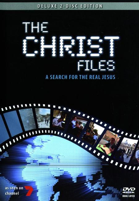 The Christ Files DVD (DVD)