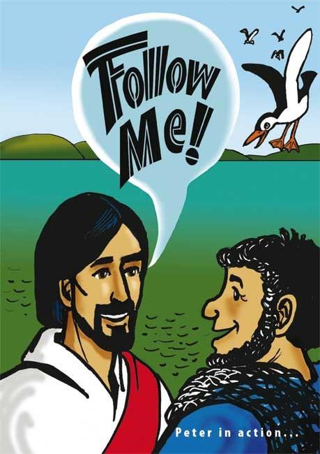 Follow Me! (Paperback)