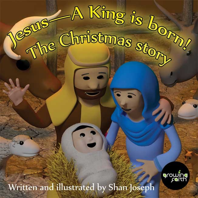 Jesus - A King Is Born! (Paperback)