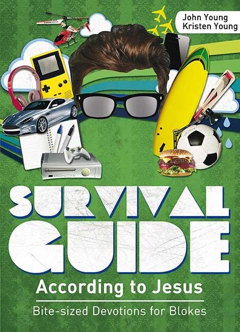 Survival Guide - According To Jesus (Blokes) (Paperback)