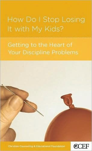 How Do I Stop Losing It With My Kids? (Paperback)