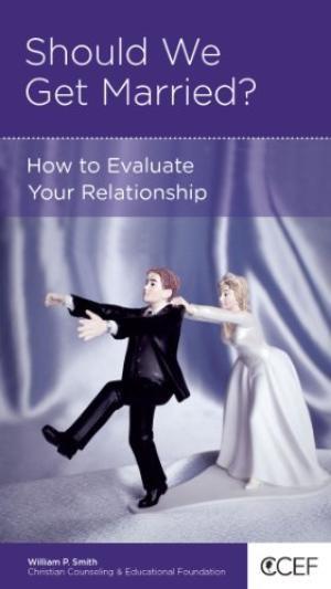 Should We Get Married? (Paperback)