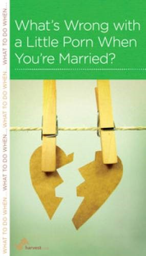 What's Wrong With A Little Porn When You're Married? (Paperback)