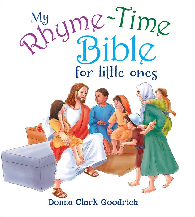 My Rhyme-Time Bible For Little Ones (Hard Cover)