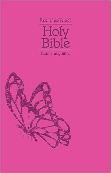 KJV Kids Study Bible (Imitation Leather)