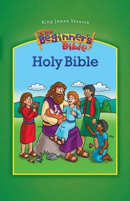 The KJV Beginner's Bible, Holy Bible (Hard Cover)