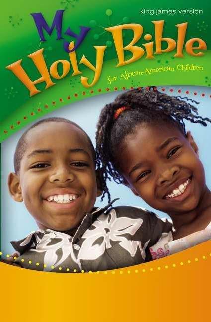 My Holy Bible For African-American Children, Kjv (Hard Cover)