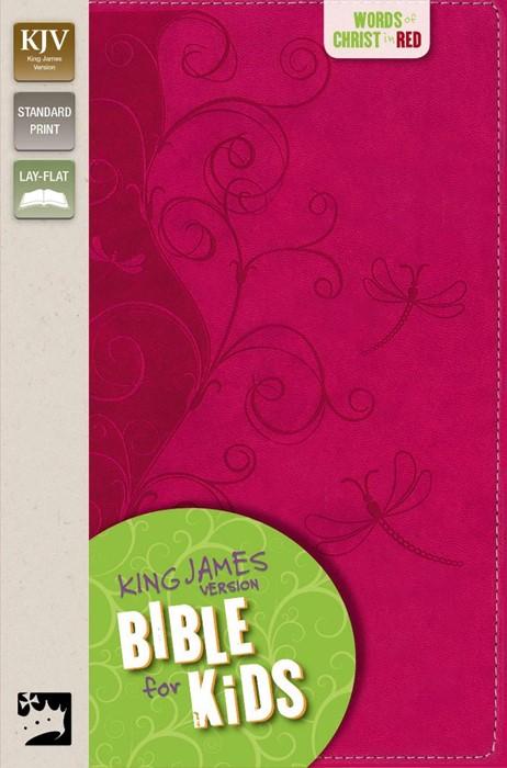 KJV Bible For Kids (Leather Binding)