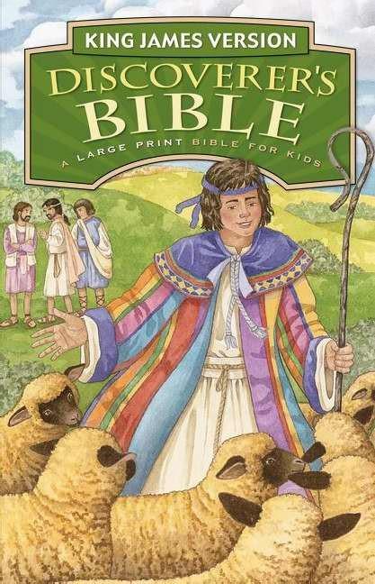 KJV Discoverer's Bible, Revised Edition