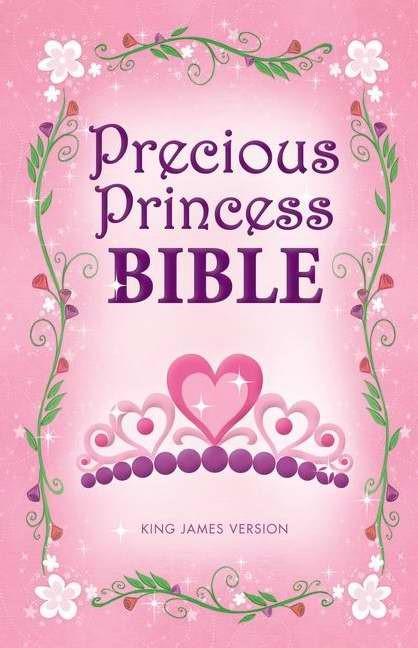 KJV Precious Princess Bible (Hard Cover)
