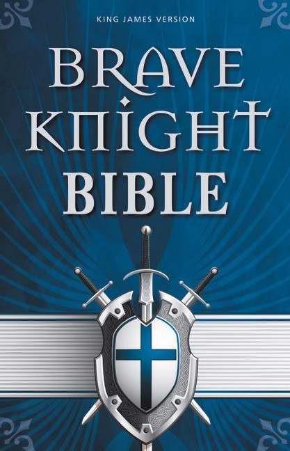 KJV Brave Knight Bible (Hard Cover)