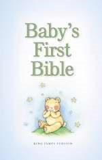 Baby's First Bible (Hard Cover)