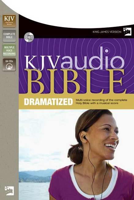 KJV Complete Bible Dramatized Audio CD (CD-Audio)