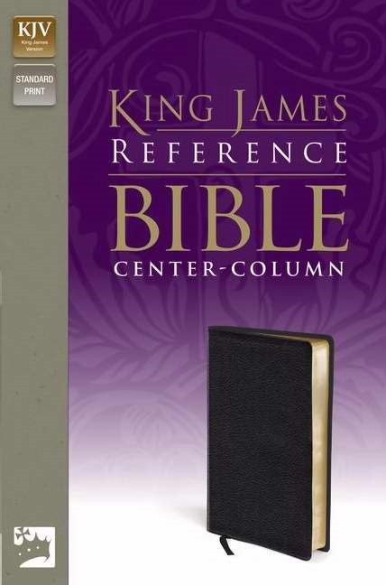 KJV Reference Bible (Leather-Look)