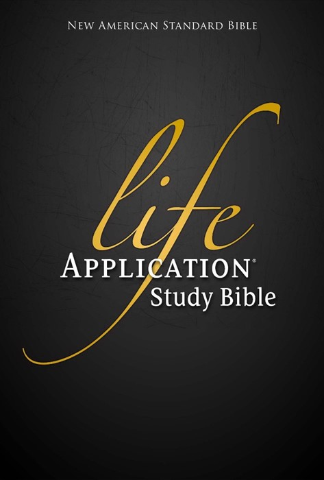 NASB Life Application Study Bible (Hard Cover)