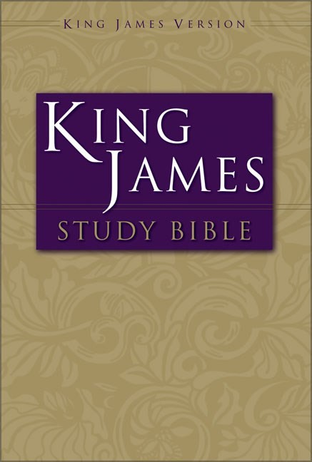KJV Zondervan Study Bible, Personal Size (Paperback)