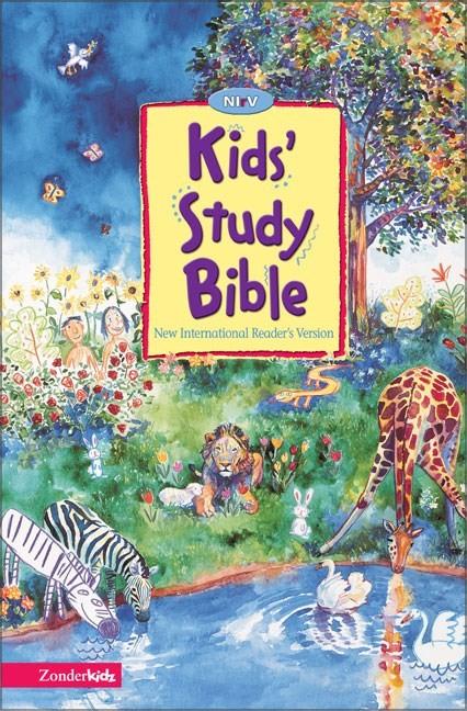 NIRV Kids Study Bible, Revised (Paperback)