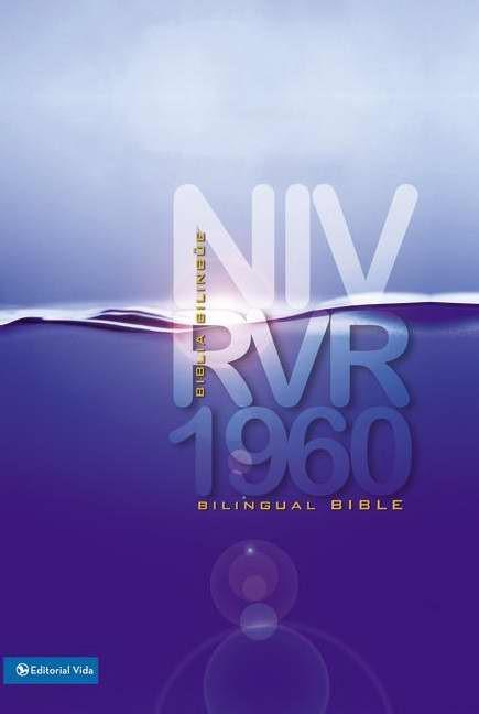 Rvr 1960/Niv Biblia Bilingue, Tamano Personal (Hard Cover)